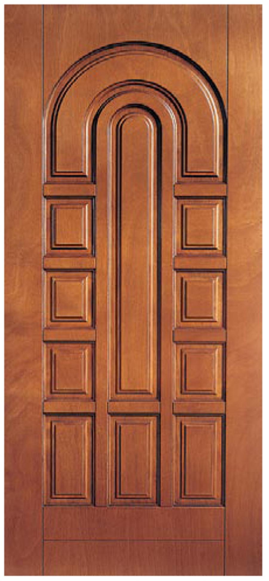 декоративные стальные двери